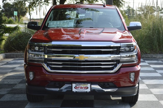 2018 Silverado 1500 Crew Cab 4x4 Pickup #T1241 - photo 4