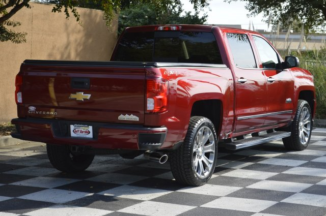 2018 Silverado 1500 Crew Cab 4x4 Pickup #T1241 - photo 2
