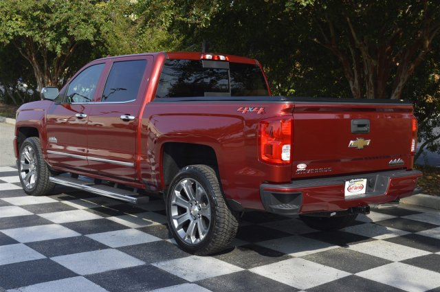 2018 Silverado 1500 Crew Cab 4x4 Pickup #T1241 - photo 5