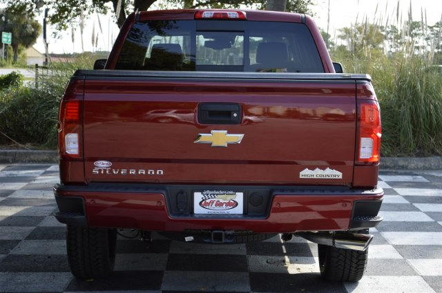 2018 Silverado 1500 Crew Cab 4x4 Pickup #T1241 - photo 6