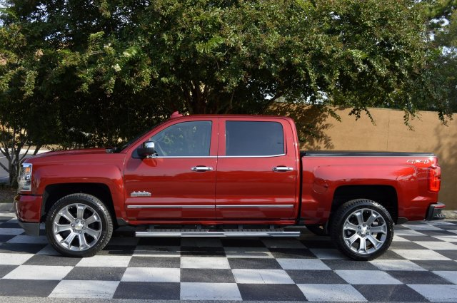 2018 Silverado 1500 Crew Cab 4x4 Pickup #T1241 - photo 7