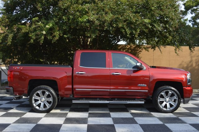 2018 Silverado 1500 Crew Cab 4x4 Pickup #T1241 - photo 8