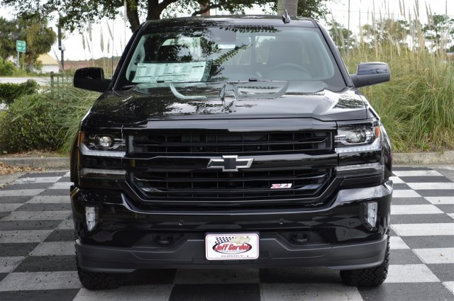 2018 Silverado 1500 Crew Cab 4x4 Pickup #T1243 - photo 4