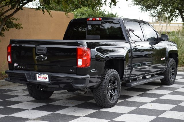 2018 Silverado 1500 Crew Cab 4x4 Pickup #T1243 - photo 2