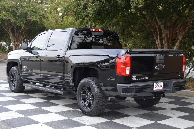 2018 Silverado 1500 Crew Cab 4x4 Pickup #T1243 - photo 5