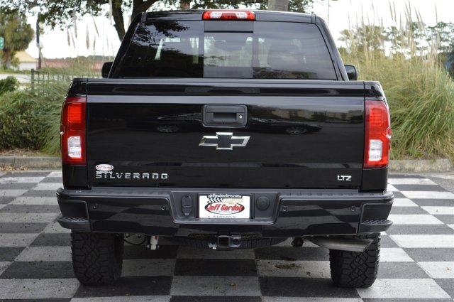 2018 Silverado 1500 Crew Cab 4x4 Pickup #T1243 - photo 6