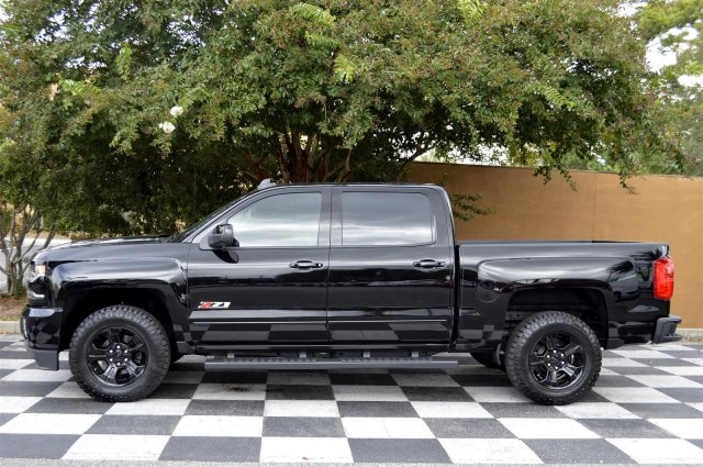 2018 Silverado 1500 Crew Cab 4x4 Pickup #T1243 - photo 7