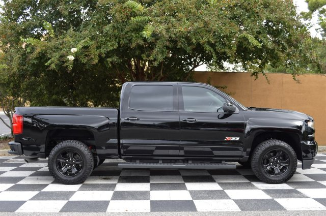 2018 Silverado 1500 Crew Cab 4x4 Pickup #T1243 - photo 8