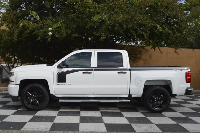 2018 Silverado 1500 Crew Cab 4x4 Pickup #T1251 - photo 7