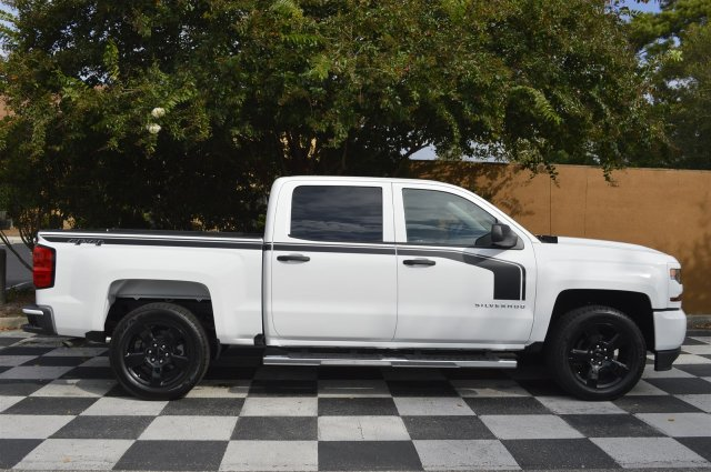2018 Silverado 1500 Crew Cab 4x4 Pickup #T1251 - photo 8