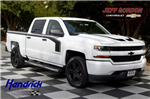 2018 Silverado 1500 Crew Cab 4x4 Pickup #T1251 - photo 1