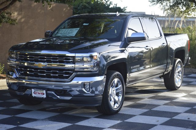 2018 Silverado 1500 Crew Cab 4x4 Pickup #T1256 - photo 3