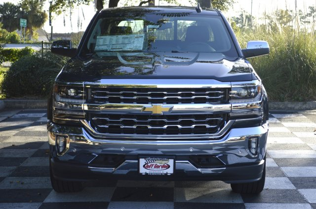 2018 Silverado 1500 Crew Cab 4x4 Pickup #T1256 - photo 4