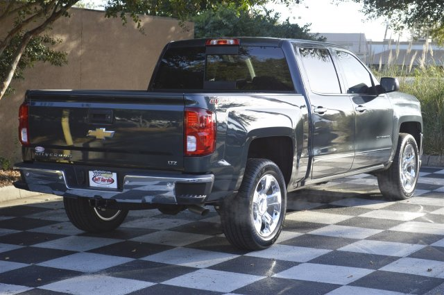 2018 Silverado 1500 Crew Cab 4x4 Pickup #T1256 - photo 2