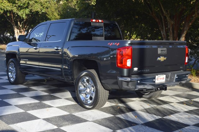 2018 Silverado 1500 Crew Cab 4x4 Pickup #T1256 - photo 5