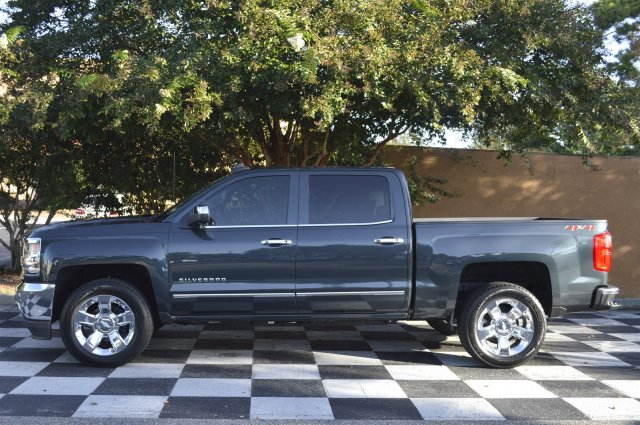 2018 Silverado 1500 Crew Cab 4x4 Pickup #T1256 - photo 7
