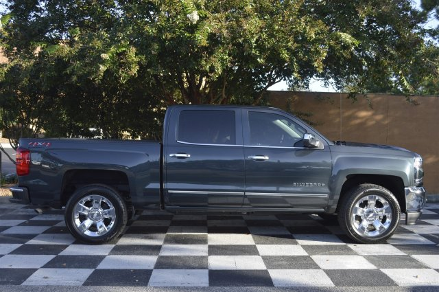 2018 Silverado 1500 Crew Cab 4x4 Pickup #T1256 - photo 8