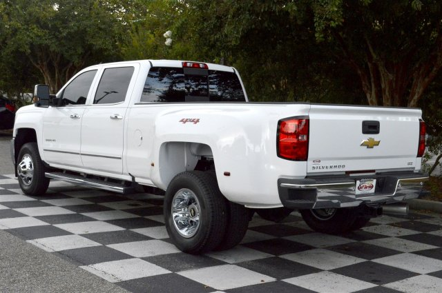 2018 Silverado 3500 Crew Cab 4x4, Pickup #T1257 - photo 5