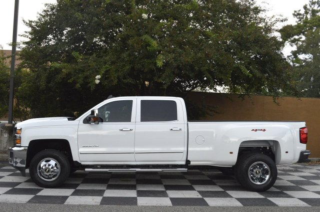 2018 Silverado 3500 Crew Cab 4x4, Pickup #T1257 - photo 7