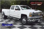 2018 Silverado 3500 Crew Cab 4x4, Pickup #T1257 - photo 1