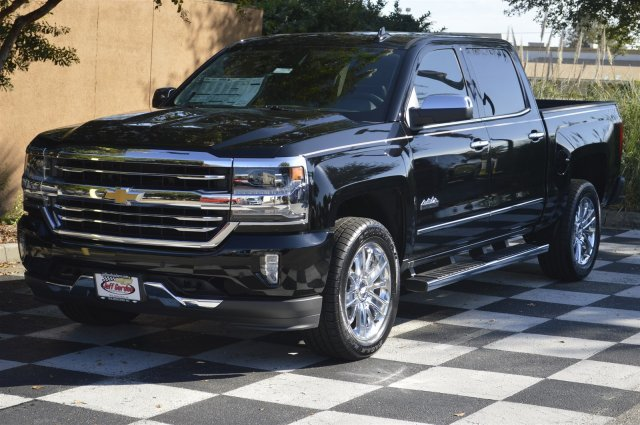 2018 Silverado 1500 Crew Cab 4x4 Pickup #T1276 - photo 3