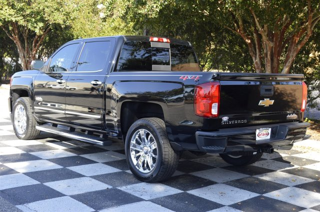 2018 Silverado 1500 Crew Cab 4x4 Pickup #T1276 - photo 5