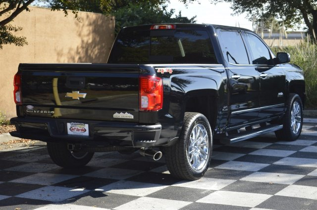 2018 Silverado 1500 Crew Cab 4x4 Pickup #T1276 - photo 2