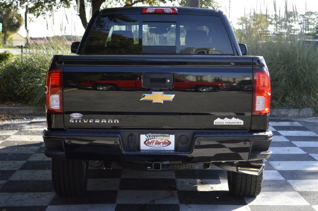 2018 Silverado 1500 Crew Cab 4x4 Pickup #T1276 - photo 6