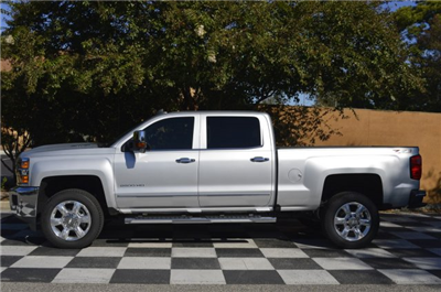 2018 Silverado 2500 Crew Cab 4x4 Pickup #T1287 - photo 7