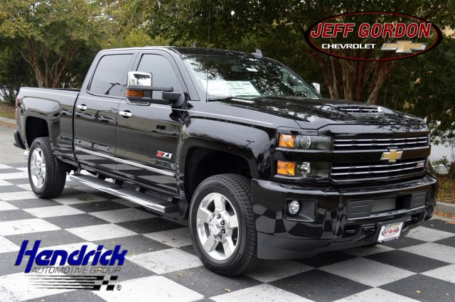 2018 Silverado 2500 Crew Cab 4x4 Pickup #T1324 - photo 1