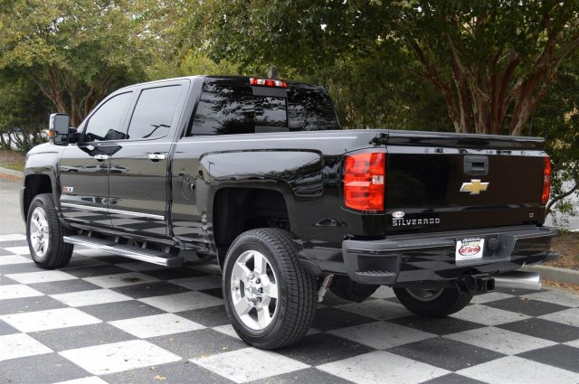 2018 Silverado 2500 Crew Cab 4x4 Pickup #T1324 - photo 5
