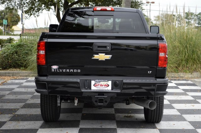 2018 Silverado 2500 Crew Cab 4x4 Pickup #T1324 - photo 6