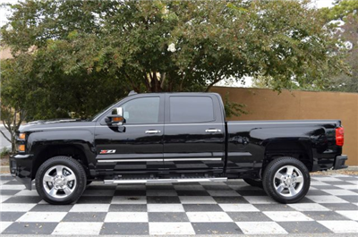 2018 Silverado 2500 Crew Cab 4x4 Pickup #T1324 - photo 7