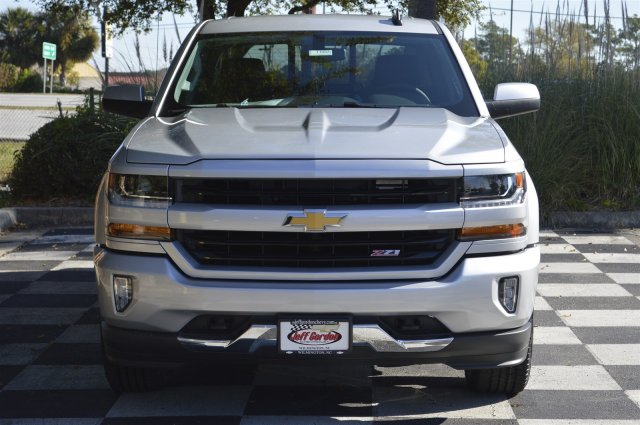 2018 Silverado 1500 Crew Cab 4x4 Pickup #T1337 - photo 4