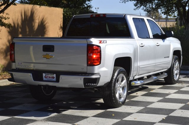 2018 Silverado 1500 Crew Cab 4x4 Pickup #T1337 - photo 2