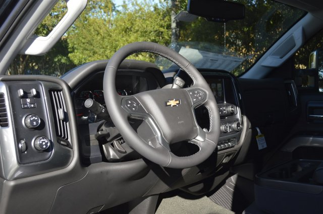 2018 Silverado 2500 Crew Cab 4x4, Pickup #T1338 - photo 10