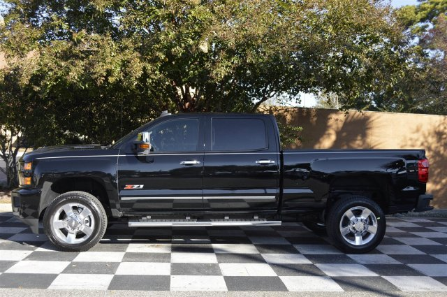 2018 Silverado 2500 Crew Cab 4x4 Pickup #T1338 - photo 7