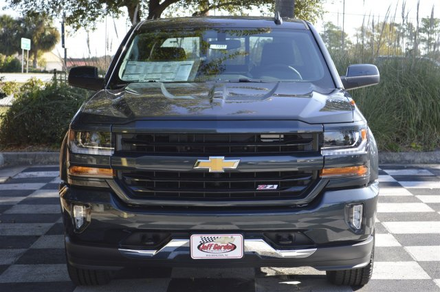 2018 Silverado 1500 Crew Cab 4x4 Pickup #T1342 - photo 4