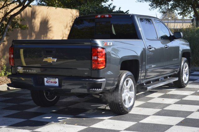 2018 Silverado 1500 Crew Cab 4x4 Pickup #T1342 - photo 2