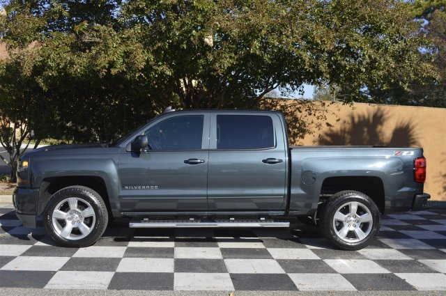 2018 Silverado 1500 Crew Cab 4x4 Pickup #T1342 - photo 7