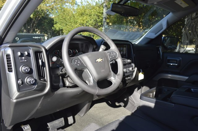 2018 Silverado 1500 Crew Cab 4x4 Pickup #T1343 - photo 10