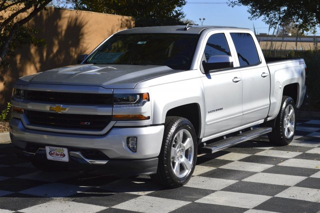 2018 Silverado 1500 Crew Cab 4x4 Pickup #T1343 - photo 3