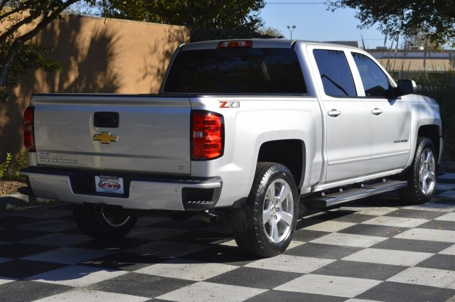 2018 Silverado 1500 Crew Cab 4x4 Pickup #T1343 - photo 2
