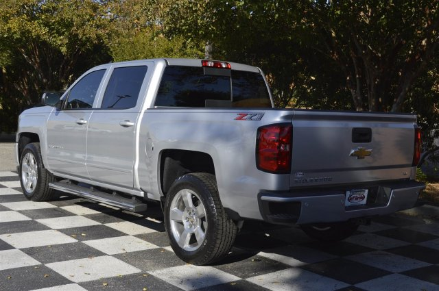 2018 Silverado 1500 Crew Cab 4x4 Pickup #T1343 - photo 5