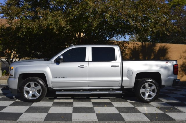 2018 Silverado 1500 Crew Cab 4x4 Pickup #T1343 - photo 7