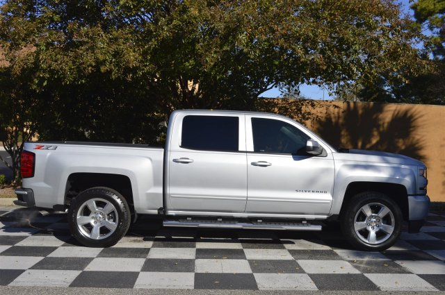 2018 Silverado 1500 Crew Cab 4x4 Pickup #T1343 - photo 8