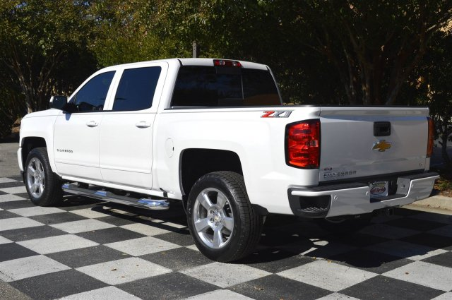 2018 Silverado 1500 Crew Cab 4x4 Pickup #T1346 - photo 5