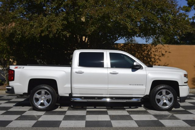 2018 Silverado 1500 Crew Cab 4x4 Pickup #T1346 - photo 8