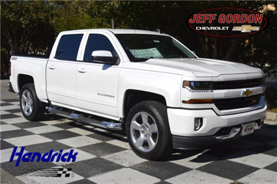 2018 Silverado 1500 Crew Cab 4x4 Pickup #T1346 - photo 1