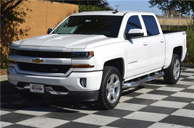 2018 Silverado 1500 Crew Cab 4x4 Pickup #T1346 - photo 3